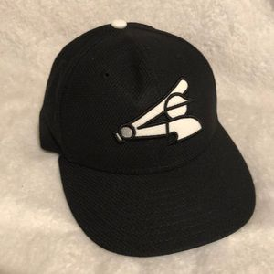 Kids Chicago White Sox fitted baseball cap